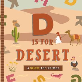 D Is for Desert - cover