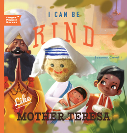 I Can Be Kind Like Mother Teresa - cover