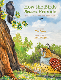 How the Birds Became Friends - cover