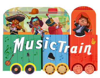 Music Train - cover