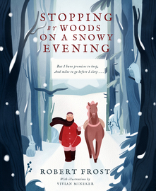 Stopping By Woods on a Snowy Evening - cover