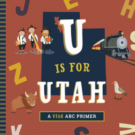 U Is for Utah - cover