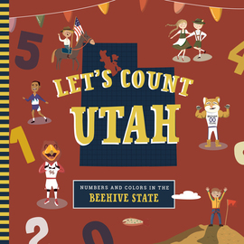 Let's Count Utah - cover