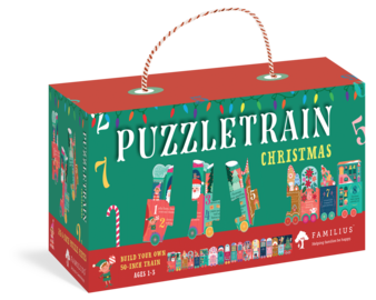 Christmas 26-Piece Puzzle - cover
