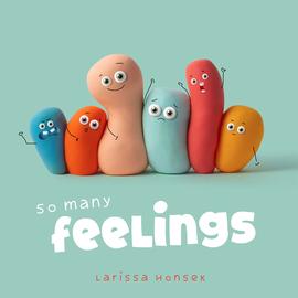 So Many Feelings - cover