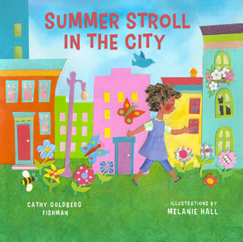 Summer Stroll in the City - cover