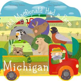 Old MacDonald Had a Farm in Michigan - cover