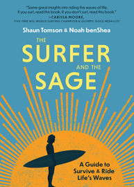 The Surfer and the Sage - cover