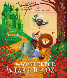 Lit for Little Hands: The Wonderful Wizard of Oz - cover