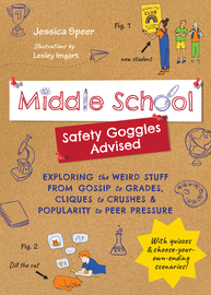 Middle School: Safety Goggles Advised - cover