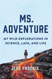 Ms. Adventure - cover