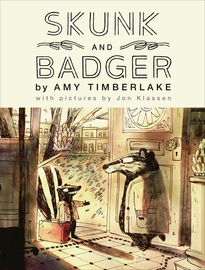 Skunk and Badger (Skunk and Badger 1) - cover