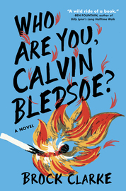 Who Are You, Calvin Bledsoe? - cover