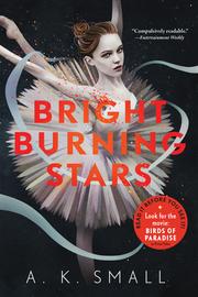 Bright Burning Stars - cover