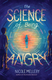 The Science of Being Angry - cover