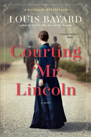 Courting Mr. Lincoln - cover