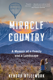Miracle Country - cover