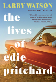 The Lives of Edie Pritchard - cover