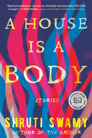 A House Is a Body - cover
