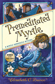 Premeditated Myrtle (Myrtle Hardcastle Mystery 1) - cover