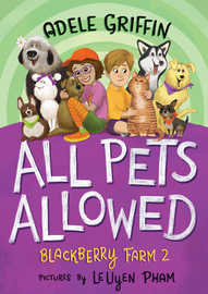 All Pets Allowed: Blackberry Farm 2 - cover