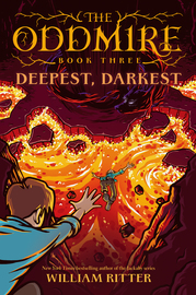 The Oddmire, Book 3: Deepest, Darkest - cover