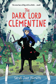 The Dark Lord Clementine - cover