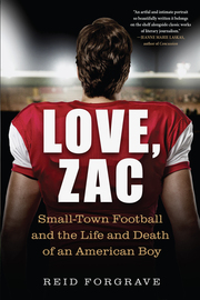 Love, Zac - cover