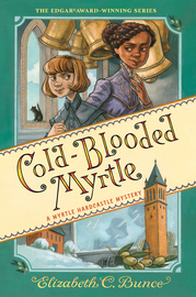 Cold-Blooded Myrtle (Myrtle Hardcastle Mystery 3) - cover
