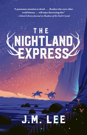 The Nightland Express - cover