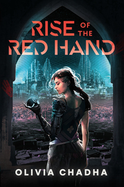 Rise of the Red Hand - cover