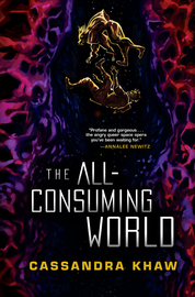The All-Consuming World - cover