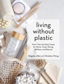 Living Without Plastic - cover
