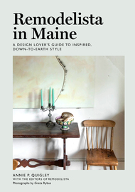 Remodelista in Maine - cover