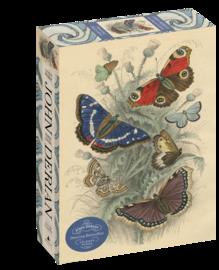 John Derian Paper Goods: Dancing Butterflies 750-Piece Puzzle - cover
