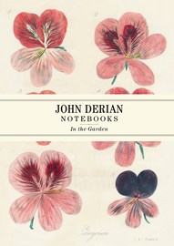 John Derian Paper Goods: In the Garden Notebooks - cover
