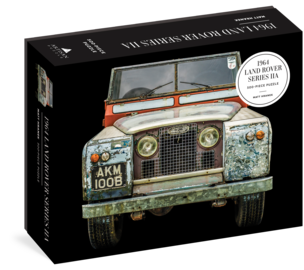 1964 Land Rover Series IIA 500-Piece Puzzle - cover