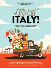 Let's Eat Italy! - cover