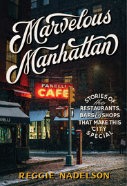 Marvelous Manhattan - cover