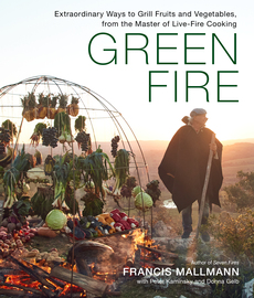 Green Fire - cover