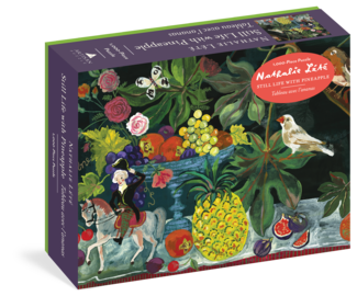 Nathalie Lété: Still Life with Pineapple 1,000-Piece Puzzle - cover