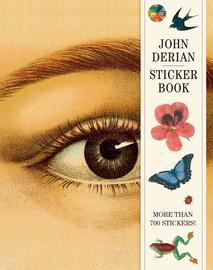 John Derian Sticker Book - cover