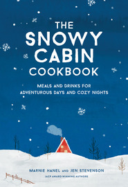The Snowy Cabin Cookbook - cover