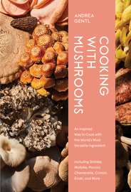 Cooking with Mushrooms - cover