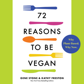 72 Reasons to Be Vegan - cover