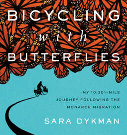 Bicycling with Butterflies - cover