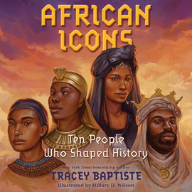 African Icons - cover