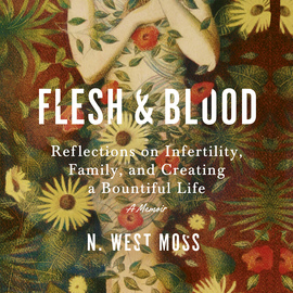 Flesh & Blood - cover