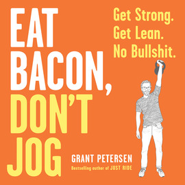 Eat Bacon, Don't Jog - cover