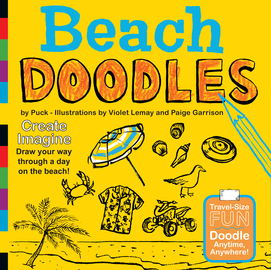 Beach Doodles - cover